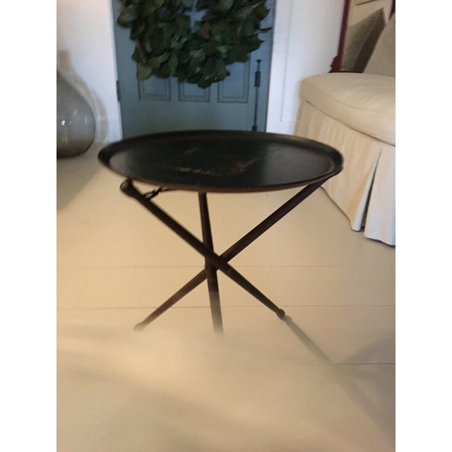 Mid-Century Modern Ary Fanerprodukter Nybro Tray Table For Sale - Image 3 of 6
