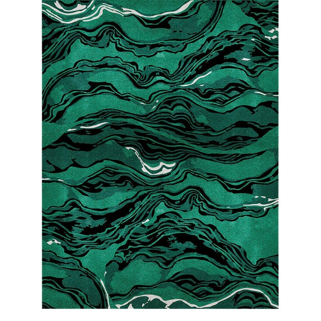 Amazon Botanical Rug From Covet Paris For Sale