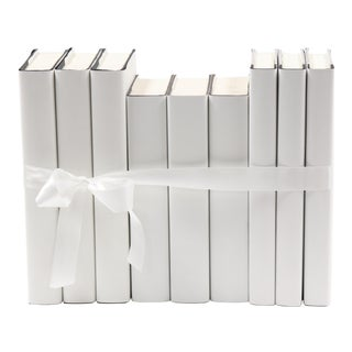 Wrapped in White Book Bundle For Sale