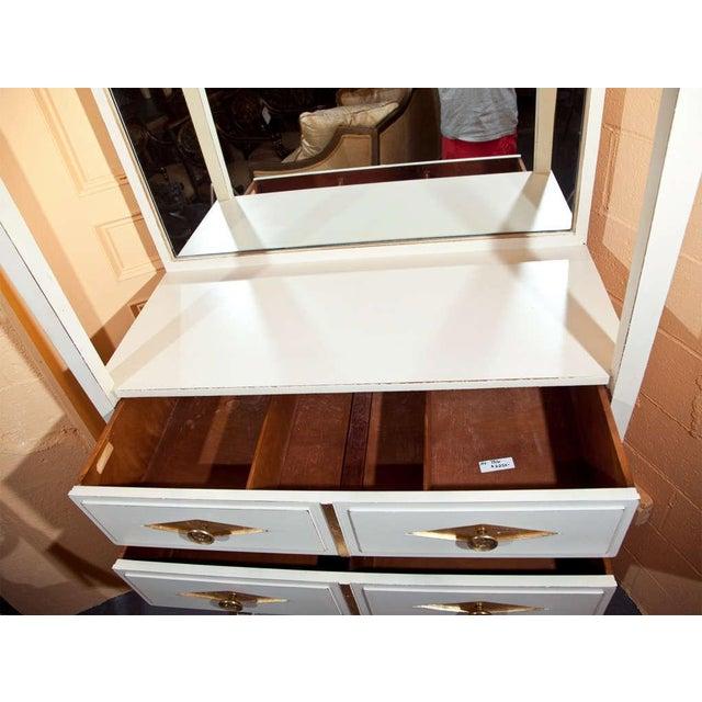 Grosfeld House French Empire Vanity Dresser For Sale - Image 9 of 10