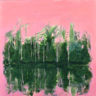 "Stephen Remick ""Fantasy Island"" Contemporary Painting For Sale"