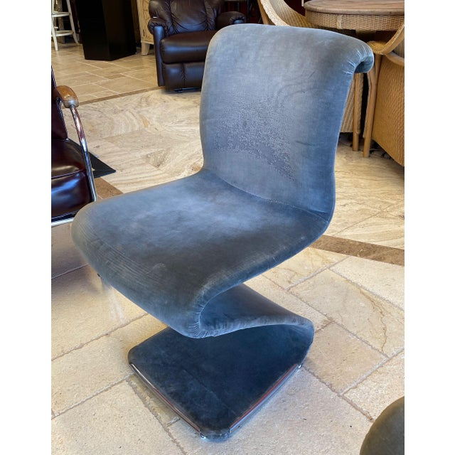 Linea Rima Z Chairs - Set of 4 For Sale In Tampa - Image 6 of 13