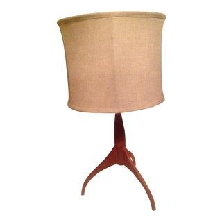 Mid-Century Modern Danish Spider Table Lamp