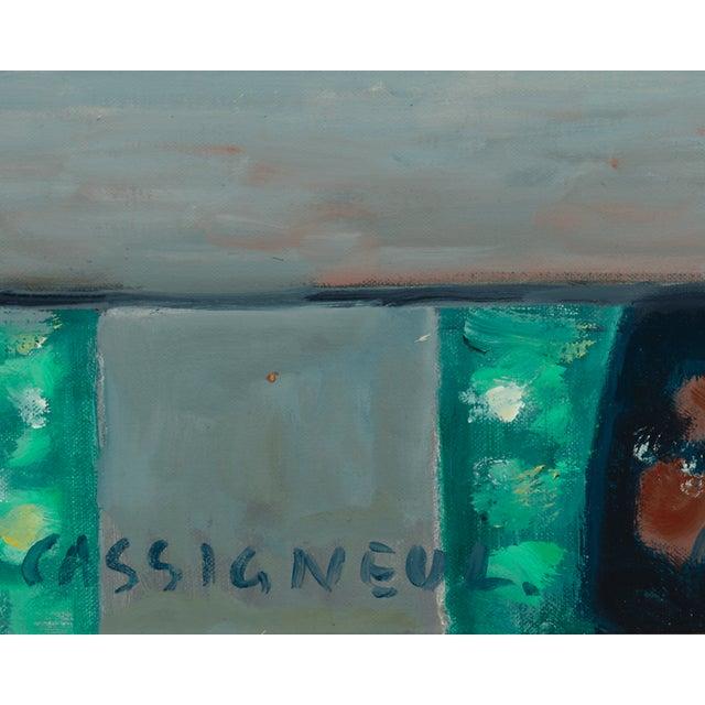 Devant La Mer by Jean-Pierre Cassigneul For Sale - Image 4 of 6