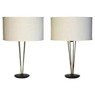 Gerald Thurston Stiffel Lamps For Sale