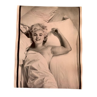 Vintage Portrait of Marilyn Monroe by Magnum Photographer Eve Arnold For Sale