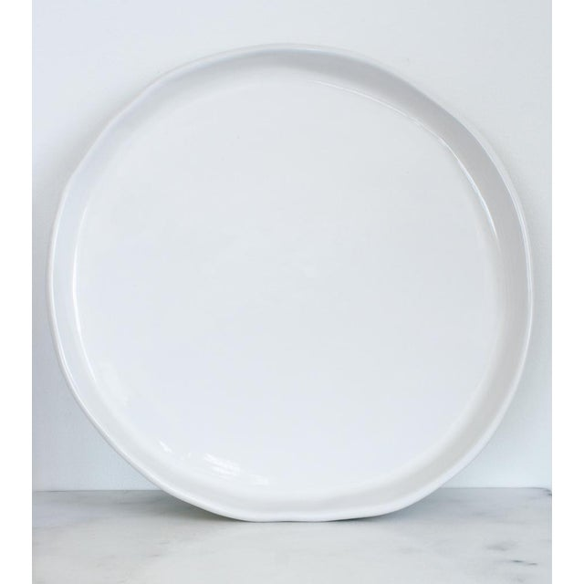 Montes Doggett Organic Serving Platter For Sale - Image 4 of 4