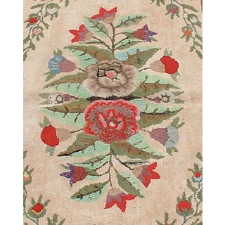 Early 20th Century American Hooked Rug Preview