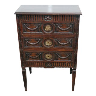 Antique Petite Commode For Sale