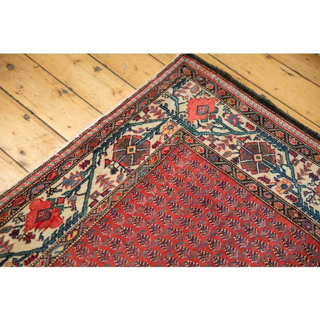 "Vintage Malayer Carpet - 5'8"" X 8'5"" For Sale - Image 11 of 12"