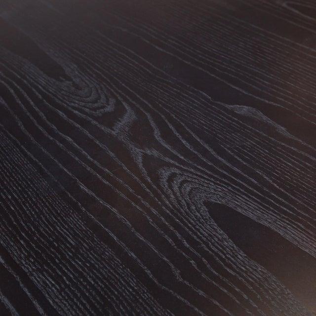 Skram Ebonized Ash Extension Table - Image 4 of 5
