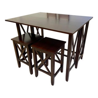 Extension Counter Table Set For Sale