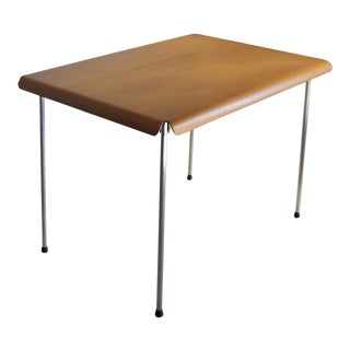 1944 Charles and Ray Eames Plywood Table Top Manufactured by Evans Products For Sale