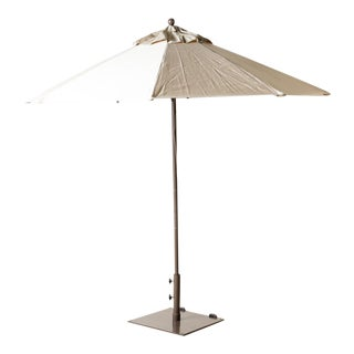 Valo Linen Fabric Umbrella