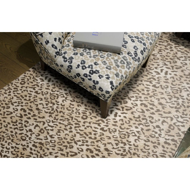 "Fiber Stark Studio Rugs Kalahari Sand Rug - 9'10"" X 13'1"" For Sale - Image 7 of 7"