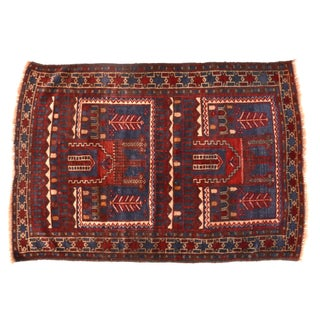 Tribal Wool Pile Rug Preview