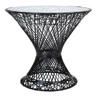 Spun Fiberglass Patio Bistro Table by Woodard Furniture