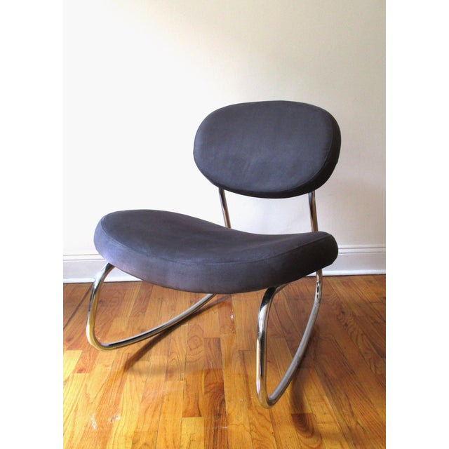 Modern Rocking Chair - Image 2 of 10