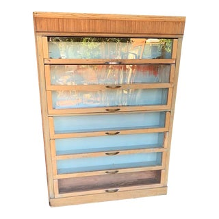 1940's Vintage Storage Cabinet For Sale