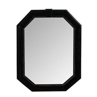 1980s Vintage Henredon Octagonal Mirror For Sale
