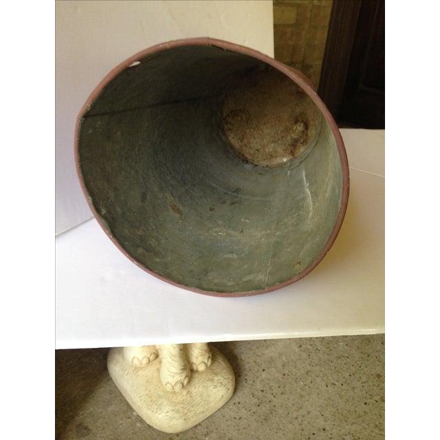 Vintage Painted Sap Bucket - Image 5 of 9
