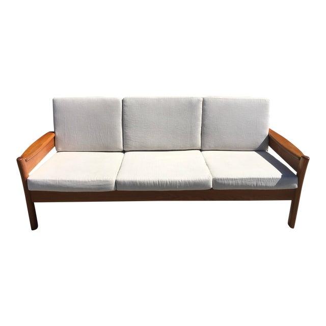 Mid-Century Dyrlund Danish Modern Sofa