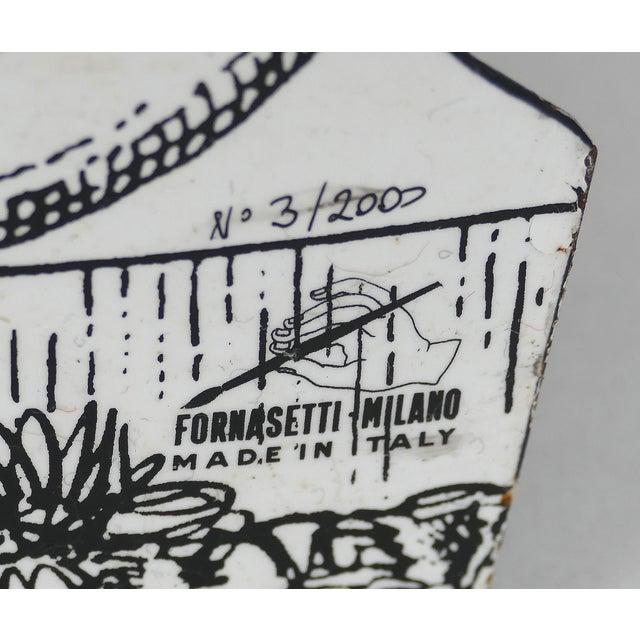 Piero Fornasetti Umbrella Stand 'Forasetti-Milano' For Sale - Image 10 of 12
