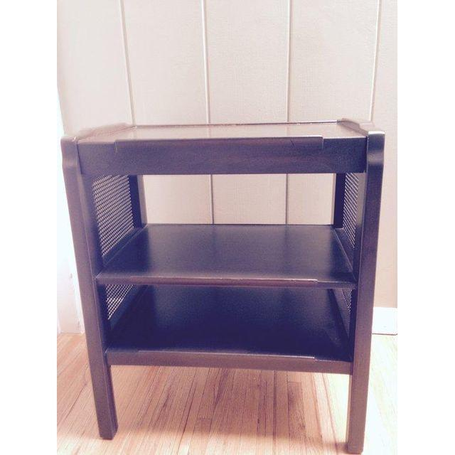 1960's Edward J. Wormley Side Table/Nightstand - Image 2 of 7