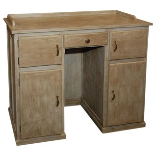 High Counter / Cupboard in Grey For Sale