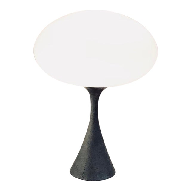 Laurel Mushroom Lamp by Bill Curry For Sale