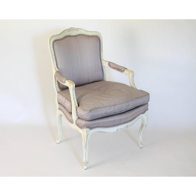 Henredon Bergere Accent Chair - Image 10 of 11
