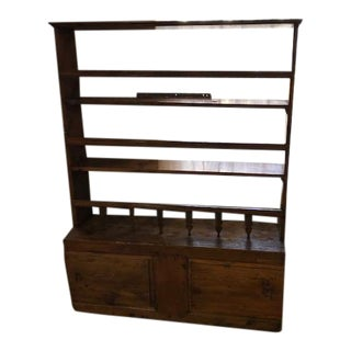 19th Century French Pine Wall Shelves