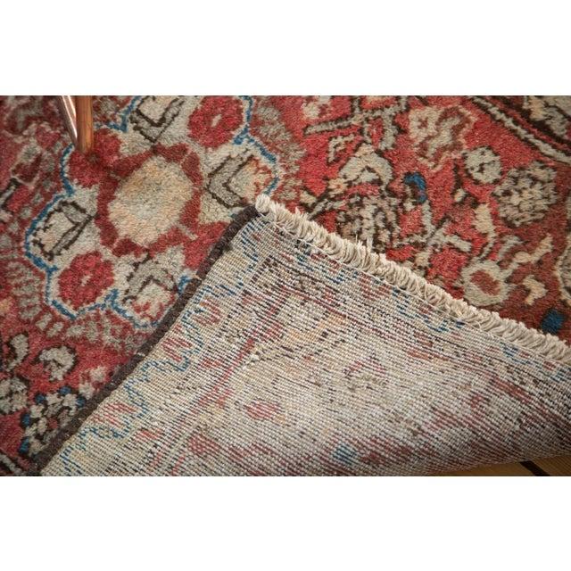 """Textile Vintage Fine Dargezine Square Rug - 2' X 2'7"""" For Sale - Image 7 of 9"""