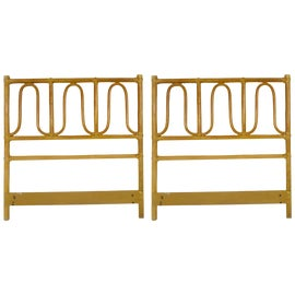 Image of Twin Headboards