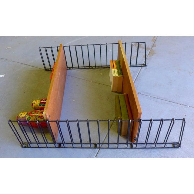 Mid-Century Modern String Shelving Unit - Image 4 of 6
