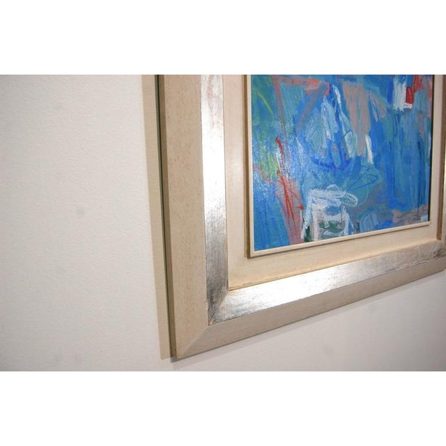 Abstract Abstract Contemporary Calamassi Alessandro Italian Painting For Sale - Image 3 of 6