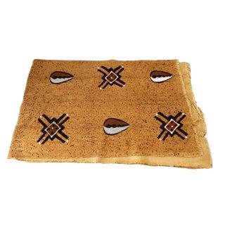 African Mali Mud-Cloth Fabric