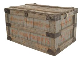 Image of Americana Trunks and Blanket Chests