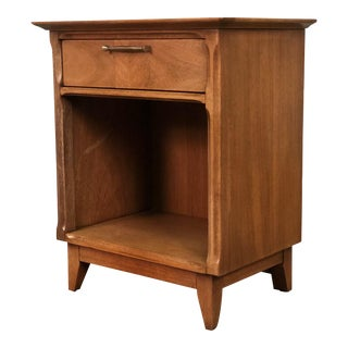 Kent Coffey Beverly Mid-Century Modern Nightstand For Sale