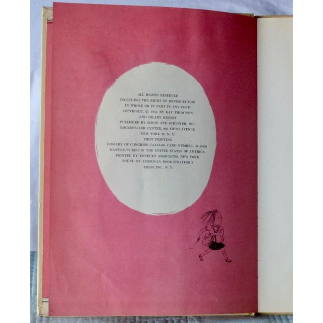 1950s 1955 Kay Thompson's 'Eloise', True First Printing For Sale - Image 5 of 8