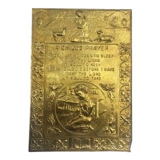 British Brass Rubbing