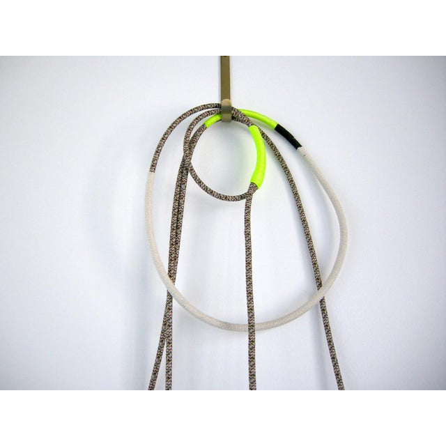 Not Yet Made - Made To Order Lasso Light Sconce by Chad Wentzel Made For Sale - Image 5 of 6