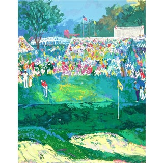 LeRoy Neiman Bethpage Black Course 2002 For Sale