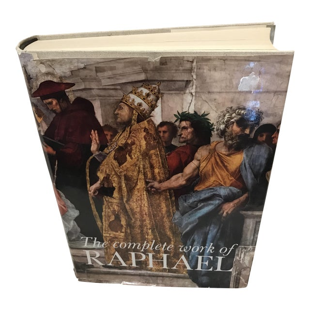 Book the Complete Work of Raphael For Sale