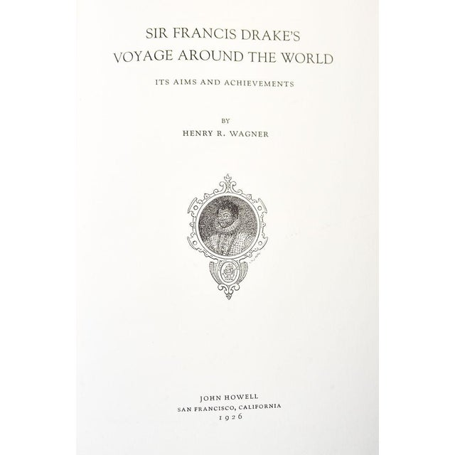 Sir Francis Drake's Voyage Around the World Book For Sale In Los Angeles - Image 6 of 10