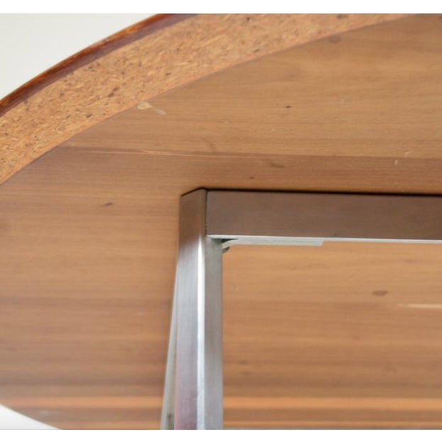 1970s Mid-Century Modern Florence Knoll Dining Table For Sale - Image 9 of 11
