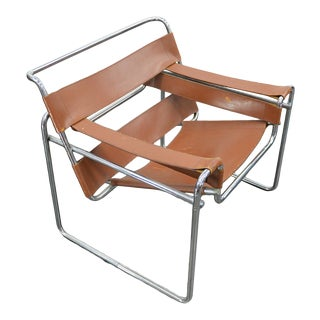 Wassily Chair by Marcel Breuer For Sale