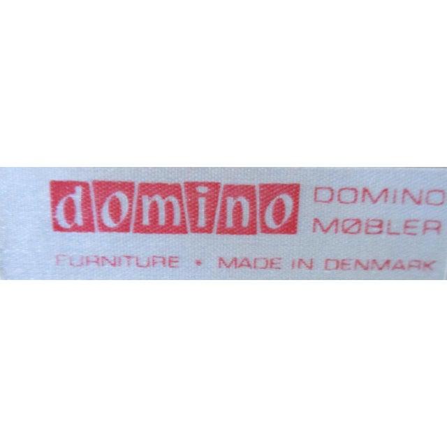 Mid Century Modern Danish Teak Domino Mobler Danish Modern Teak Dresser Nightstand Small Cabinet Jewelry Cabinet - Image 6 of 11