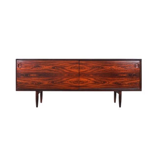 Danish Rosewood Model-20 Credenza by Niels O. Møller For Sale