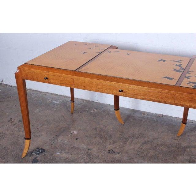 """Wendell Castle Wendell Castle """"Goose Desk"""", 1983 For Sale - Image 4 of 10"""